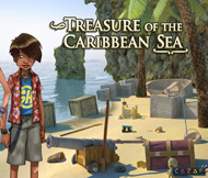 Treasure of the Caribbean Sea (Cazap)