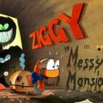 Ziggy in the Messy Mansion (Violet Studio)